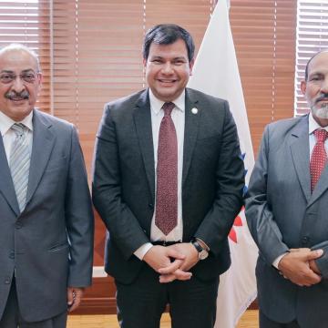 La RASD estrecha relaciones de amistad y cooperación con la República del Ecuador | Sahara Press Service