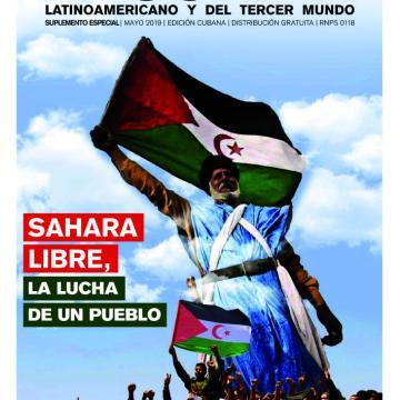 Resumen Latinoamericano edita en Cuba suplemento especial de solidaridad con el pueblo saharaui – CUBA EN RESUMEN