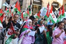 Miles de andaluces exigen desde Sevilla la libertad e independencia del pueblo saharaui   Sahara Press Service