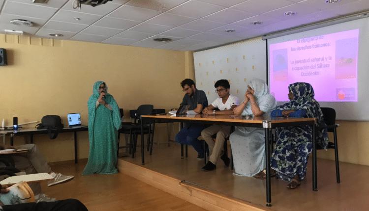 Amplia repercusión de la presentación del informe «El espejismo de los derechos humanos. La juventud saharaui y la ocupación del Sahara Occidental», realizado por la ONG vasca #Mundubat