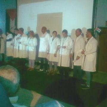Brigada Médica Cubana celebra en los Campamentos de la Dignidad el 26 de Julio, Día de la Rebeldía Nacional | Sahara Press Service