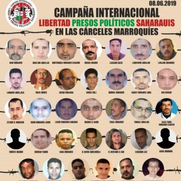 Des organisations britanniques lancent une campagne pour la libération des prisonniers politiques sahraouis | Sahara Press Service