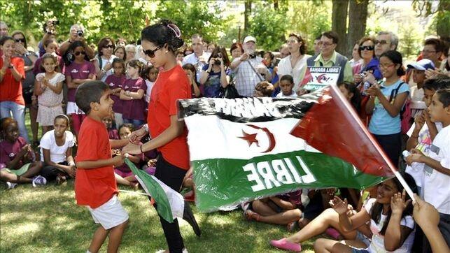 146 niños saharauis pasarán sus 'vacaciones en paz' en Canarias(PRENSA)   Sahara Press Service