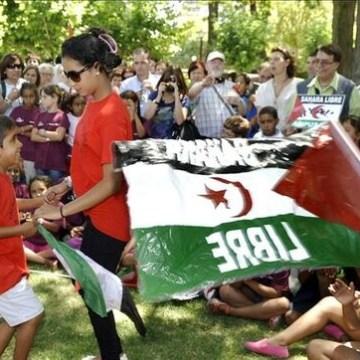 146 niños saharauis pasarán sus 'vacaciones en paz' en Canarias(PRENSA) | Sahara Press Service