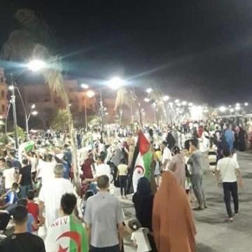 REPRESIÓN TERRITORIOS OCUPADOS DEL SAHARA OCCIDENTAL: Todos los vídeos de Equipe Media de la noche del 19-J en El Aaiun