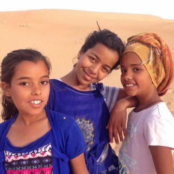 Lanzarote: ENCUENTRO SOLIDARIO con los niñ@s saharauis el domingo 21 | MassCultura