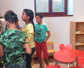 Vacaciones en Paz – Visita a la Biblioteca Manuel Alvar – Um Draiga