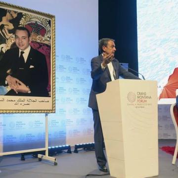 20 años del reinado de Mohamed VI: así lo cuenta José Luis Rodriguez Zapatero en EL PAÍS
