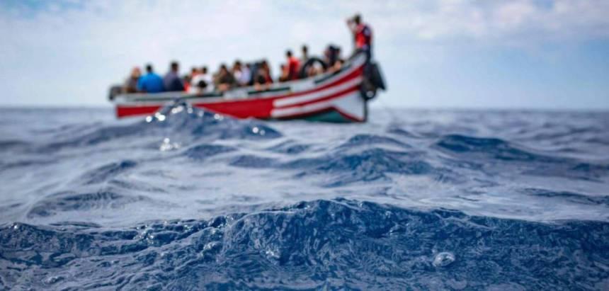 Al menos 40 personas mueren en un naufragio en las costas de Libia | Internacional | EL PAÍS