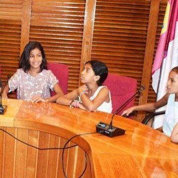 Once niños saharauis veranean en Puertollano gracias al programa 'Vacaciones en Paz' – 09/08/2019 Puertollano | Diario La Comarca de Puertollano