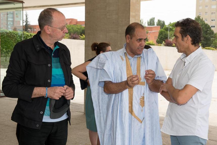 CCOO se suma a la Delegación Saharaui de Castilla y León en la defensa de los activistas encarcelados por Marruecos