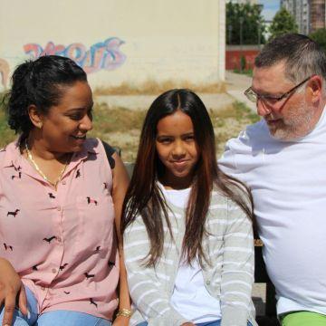 Niños saharauis que se refugian en Lugo del calor asfixiante del Sáhara – La Voz de Galicia