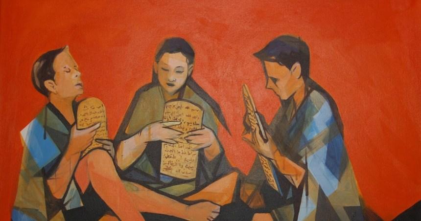 Generación de la Amistad saharaui: 'La luz de cuatro velas en el Sahara' – reciente obra del escritor saharaui Ali Salem Iselmu Abderrahaman
