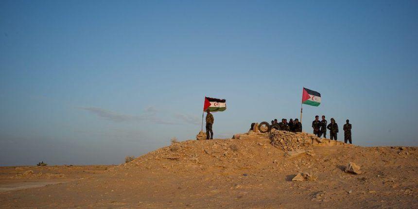 Vuelve la tensión al sur del Sáhara Occidental. El ejército marroquí penetra nuevamente en territorio saharaui
