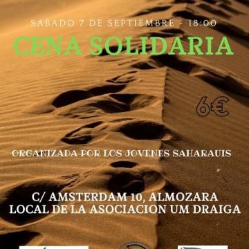 Um Draiga: Cena solidaria – CEAS-Sahara