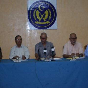Presidente de la República preside reunión del Secretariado Nacional del Frente Polisario | Sahara Press Service