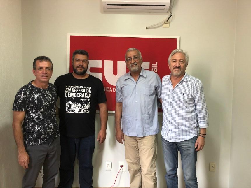 La Central Única de los trabajadores de Brasil (CUT) reafirma su solidaridad con la lucha del pueblo saharaui | Sahara Press Service
