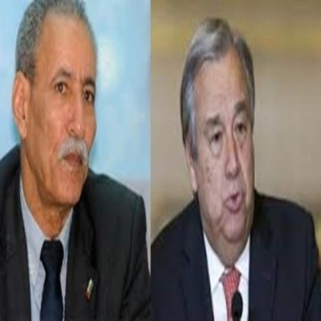 President of Republic expresses concern over placing group of Moroccan agents in Buffer Strip in Guerguerat | Sahara Press Service