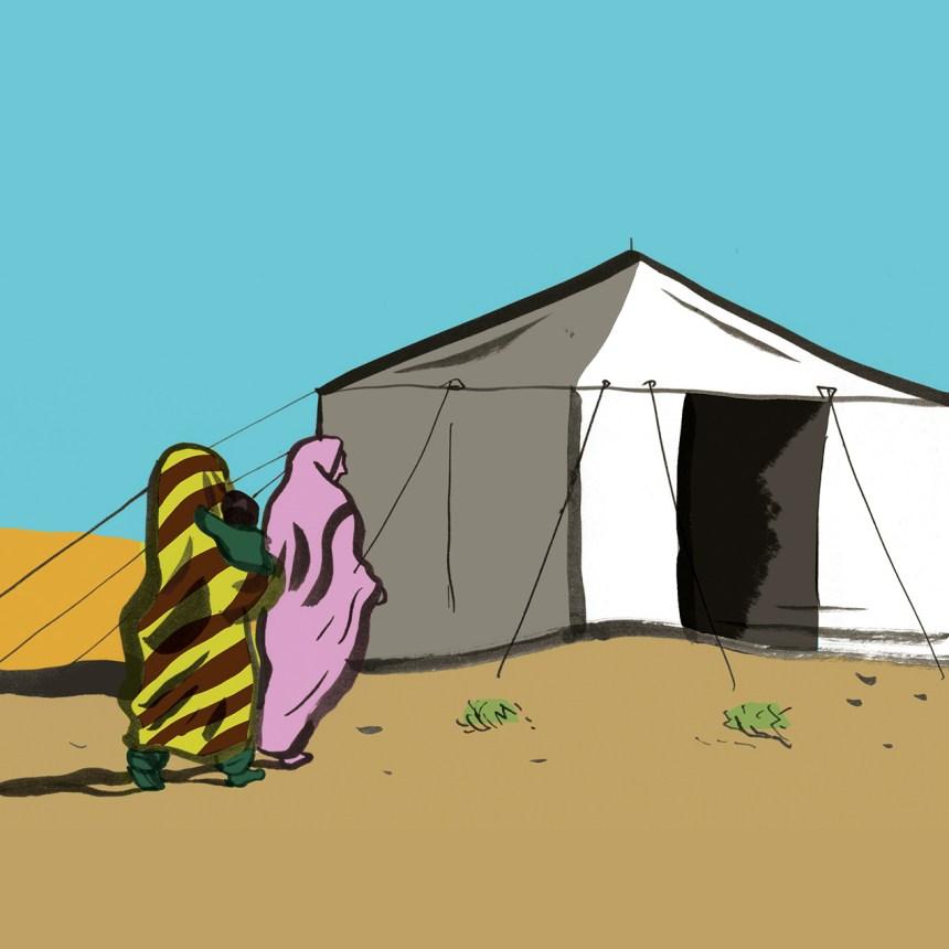 Sahara con derechos | Historias de vida:Conoce a la juventud Saharaui