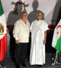 Embajada saharaui y municipio mexicano formalizan convenio de colaboración | Sahara Press Service