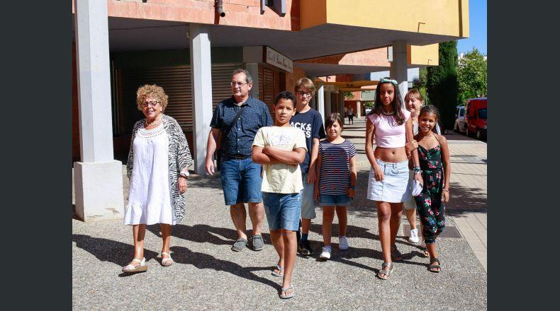 «Acoger te hace crecer como persona» asociación 'Amics i Amigues del poble saharaui' –Diari de Tarragona
