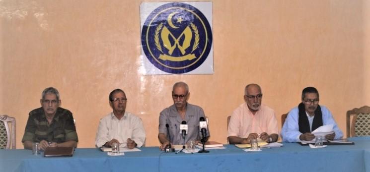El F. Polisario advierte de las «graves consecuencias» por el bloqueo al proceso de paz en la Sahara Occidental   Sahara Press Service