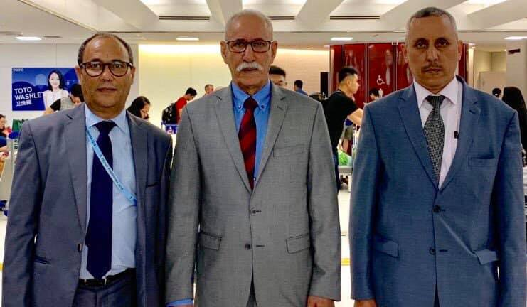President arrives in Yokohama, Japan to participate in the 7th Ordinary Summit of the Tokyo International Conference on African Development | Sahara Press Service