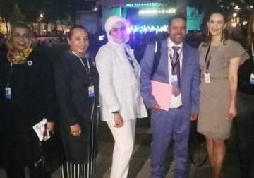 La UGT-SARIO participa en la 68 edición de la conferencia de Sociedad Civil de la ONU | Sahara Press Service