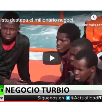 Periodista canadiense destapa el millonario negocio del tráfico de migrantes que cruzan de Marruecos a España – RT