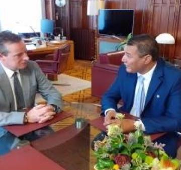La Junta General seguirá colaborando con la Delegación Saharaui en Asturias –20minutos