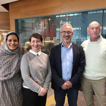 The Conversation Hour: Tecber Ahmed Saleh, Jean McAuslan and Yasser Qaso – The Conversation Hour – ABC Radio