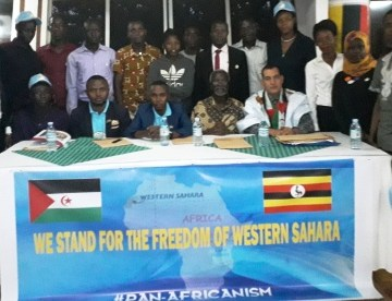 Ugandan youth call for increasing solidarity with Sahrawi people | Sahara Press Service