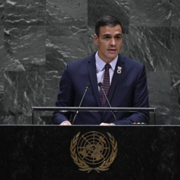 Pedro Sánchez abandona en Naciones Unidas la defensa de la autodeterminación del pueblo saharaui | Contramutis