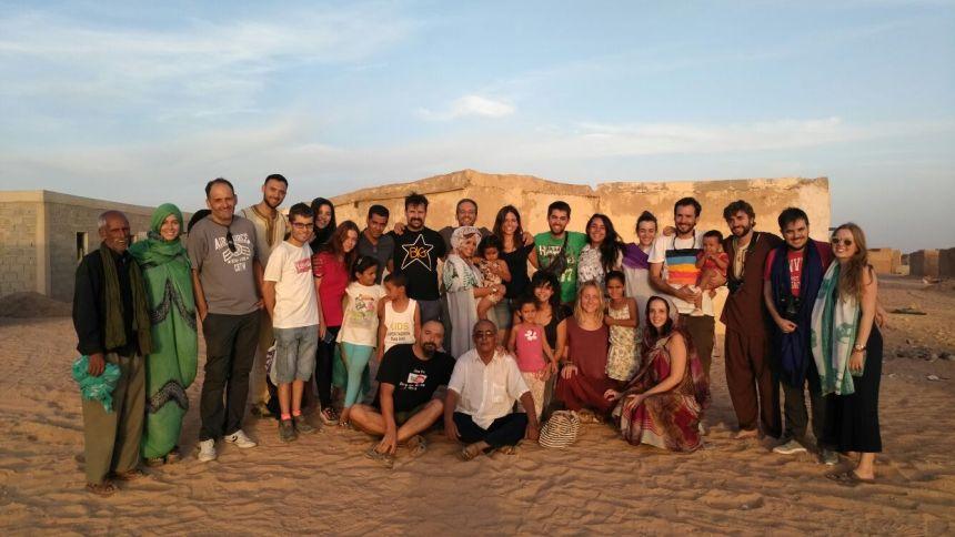 29 de septiembre: Festival solidario 'Ellas por el Sáhara' en la sala La Riviera de Madrid