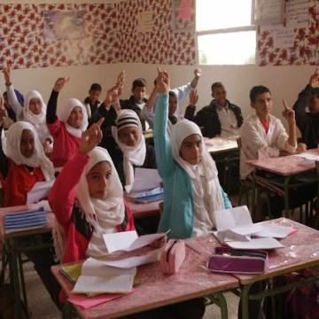 La vuelta al cole de los niños refugiados saharauis   ECS
