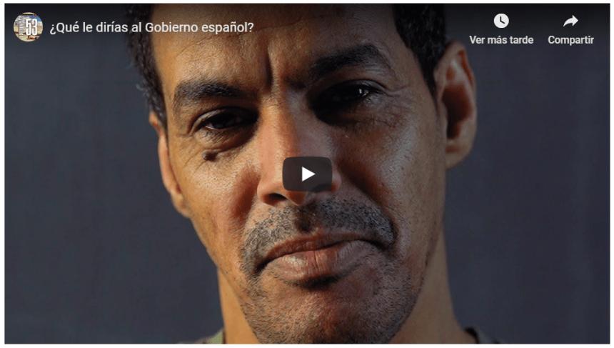 Provincia _53: ¿sabías que la página web está repleta de vídeos como este? ¿Qué le dirías al Gobierno español?