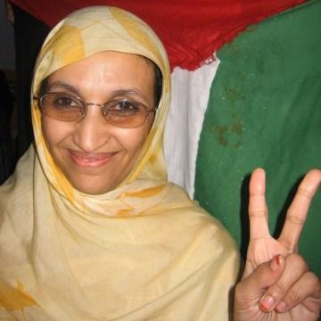 Aminatou Haidar: Una mujer saharaui –Javier Corcuera