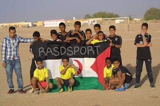 SAGUIA CLUB: Le daremos un significado a nuestro equipo con un logo que nos identifique, de colores del Sahara | RASDSPORT