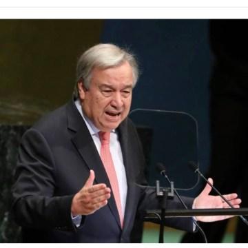 Informe oficial del Secretario General de la ONU sobre el Sáhara Occidental presentado a la Asamblea General / ECS