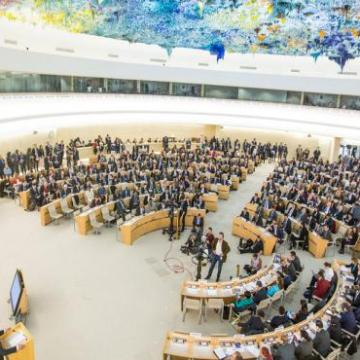 Representatives of Sahrawi civil society participate in UNHRC 42nd session | Sahara Press Service