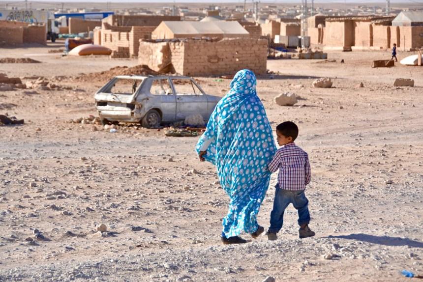 Un viaje solidario a los campamentos significa mucho para el pueblo saharaui | ECS