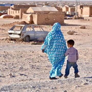 Un viaje solidario a los campamentos significa mucho para el pueblo saharaui   ECS