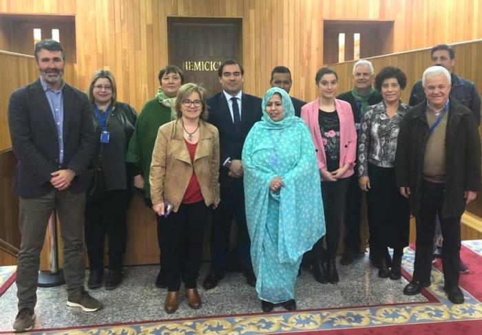 Vigo acoge la primera «Conferencia Internacional de Ciudades Hermanadas y Solidarias con el Pueblo Saharaui»