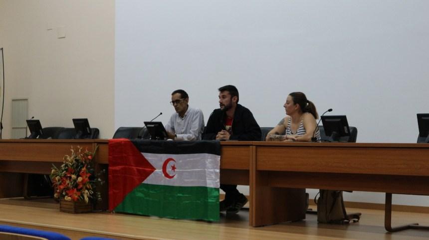 Organizan jornadas de sensibilización sobre la lucha del pueblo saharaui en la universidad de Cáceres y Mérida   Sahara Press Service