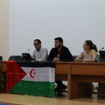 Organizan jornadas de sensibilización sobre la lucha del pueblo saharaui en la universidad de Cáceres y Mérida | Sahara Press Service
