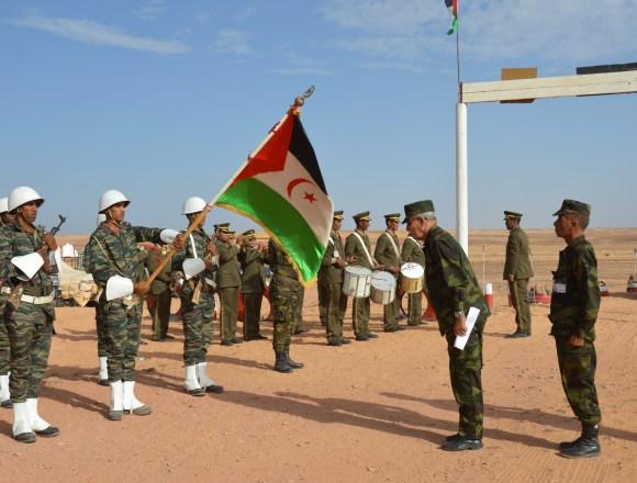 Presidente de la República preside ceremonia de graduación militar de la Escuela Mártir Hadad | Sahara Press Service