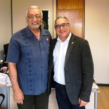 Representante del Frente Polisario recibido en la Cámara Federal de Brasil | Sahara Press Service