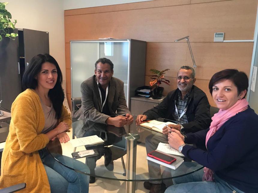 Fuerzas políticas valencianas reafirman su apoyo a la justa lucha del pueblo saharaui | Sahara Press Service