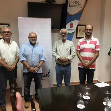 El delegado del Frente Polisario en Canarias se reúne con las autoridades insulares y municipales de Lanzarote | Sahara Press Service