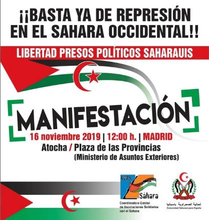 La Actualidad Saharaui: 15 de octubre de 2019 🇪🇭